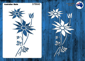 ST9043 Flannel Flowers