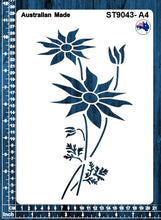 Load image into Gallery viewer, ST9043 Flannel Flowers