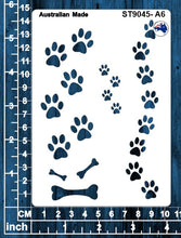 Load image into Gallery viewer, ST9045 Dog Paws