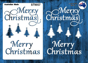ST9057 Christmas Words