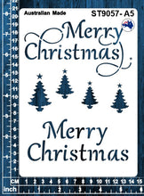 Load image into Gallery viewer, ST9057 Christmas Words