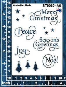 ST9060 Christmas Words