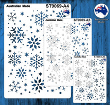 Load image into Gallery viewer, ST9069 Snowflakes
