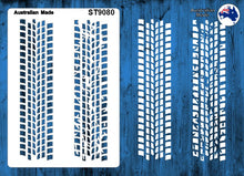 Load image into Gallery viewer, ST9080 Tyre Tracks