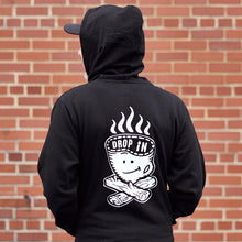Load image into Gallery viewer, STOKES Campfire hoodie - black