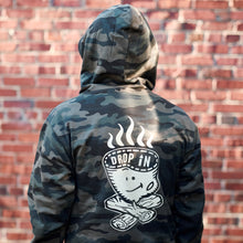 Load image into Gallery viewer, STOKES Campfire hoodie - camo