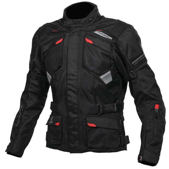 KOMINE JK-142 PROTECT ADVENTURE MESH JACKET