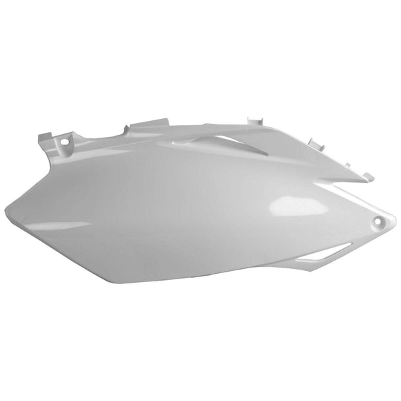 POLISPORT HONDA CRF250R - SIDE PANELS WHITE - '10--