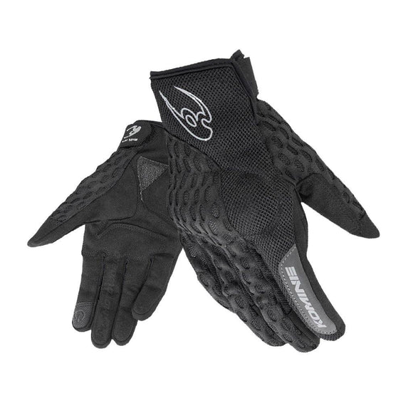 KOMINE GK-243 PROTECT COOLING MESH GLOVES
