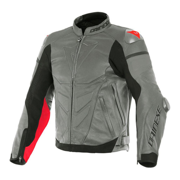 DAINESE SUPER RACE PERF LEATHER JACKET
