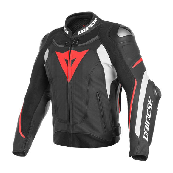 DIANESE SUPER SPEED 3 PERF LEATHER JACKET