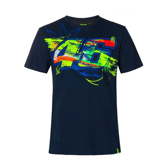 VR46 WINTER TEST T-SHIRT