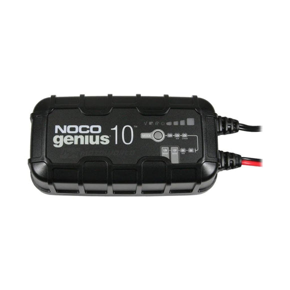 NOCO GENIUS10 BATTERY CHARGER 10AMP