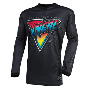 O'NEAL ELEMENT JERSEY SPEED METAL