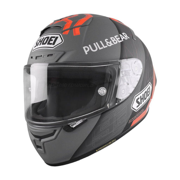 SHOEI X-SPIRIT 3 MM93 BLACK 2.0