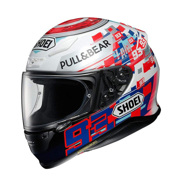 SHOEI Z-7+ MARQUEZ POWER UP