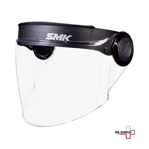 SMK DR. SHIELD Fixed Face Shield
