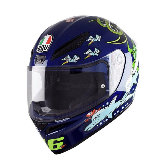 AGV K1 ZOO WHITE