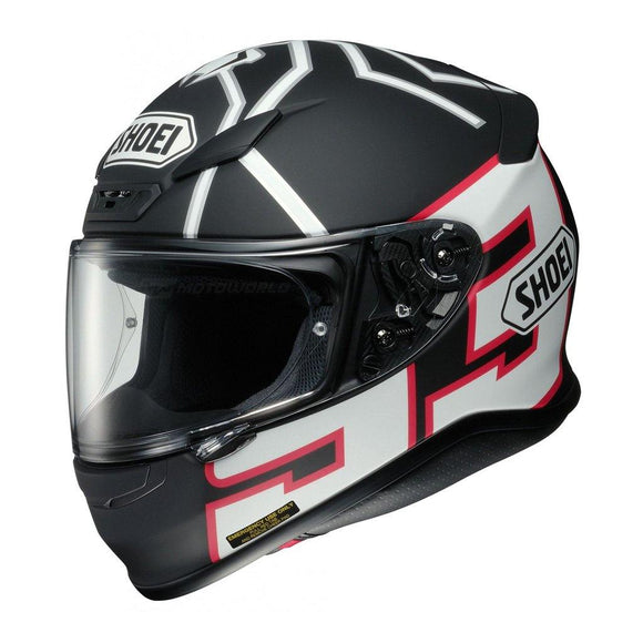 SHOEI Z-7+ MARQUEZ BLACK ANT