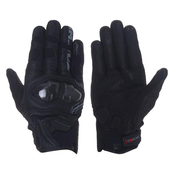TAICHI RST426 ARMED LEATHER MESH GLOVES