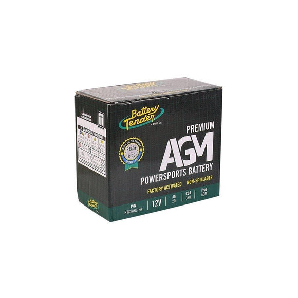 Battery Tender Agm 12V 20 Ah 330Cca