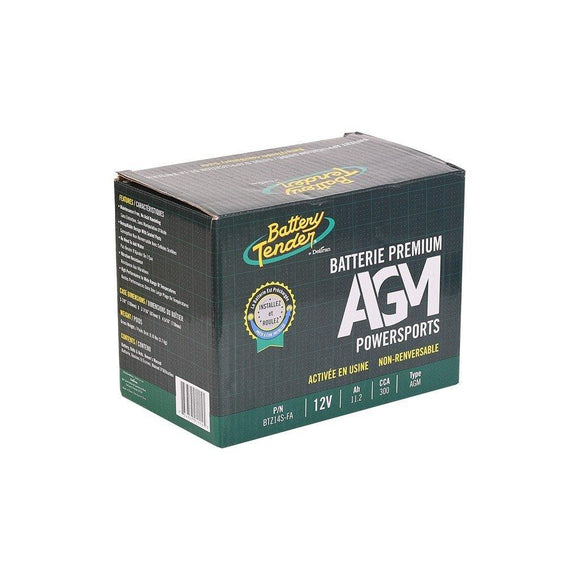 Battery Tender Agm 12V 11.2Ah 300Cca