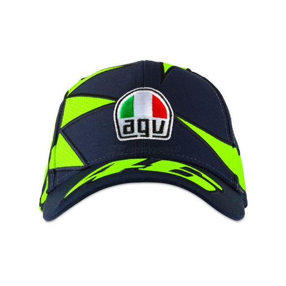 VR46 REPLICA SUN&MOON CAP