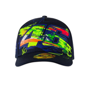 VR46 WINTER TEST CAP