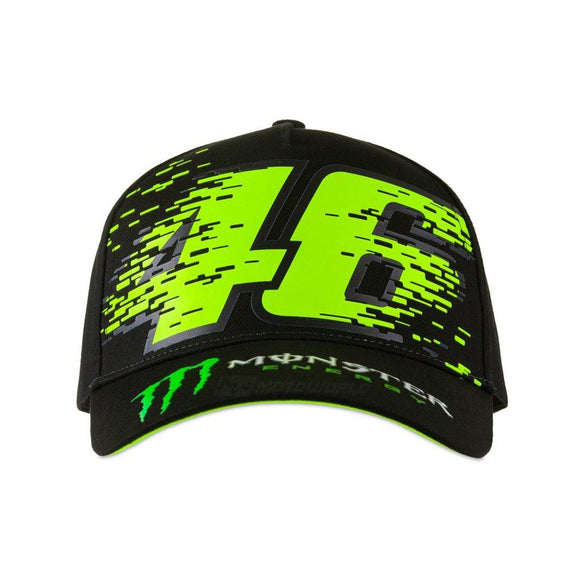 VR46 MONSTER ENERGY 46 CAP