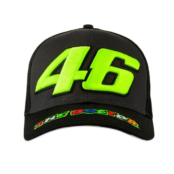 VR46 46 THE DOCTOR TRUCKER CAP