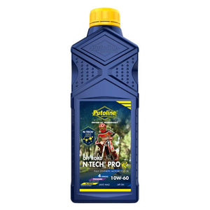 PUTOLINE OFF ROAD N-TECH R+ 10W-60