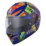 AGV K3 SV ROSSI FIVE CONTINENTS