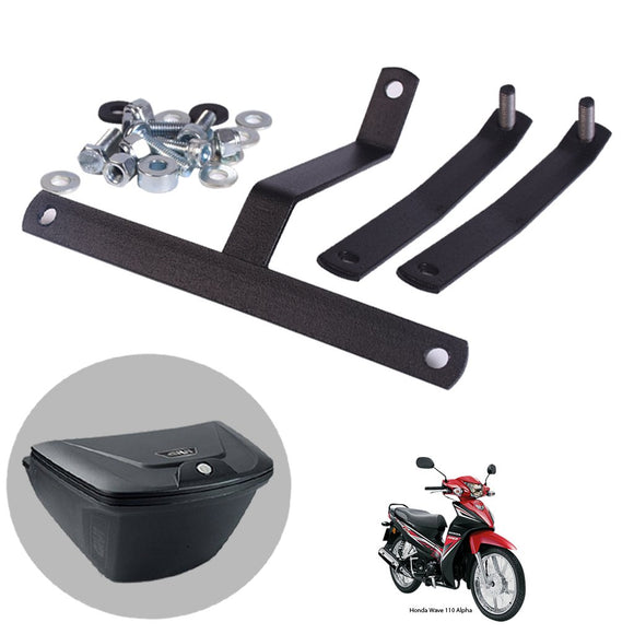 GIVI CENTER BOX FITMENT KIT FOR HONDA WAVE 110 ALPHA