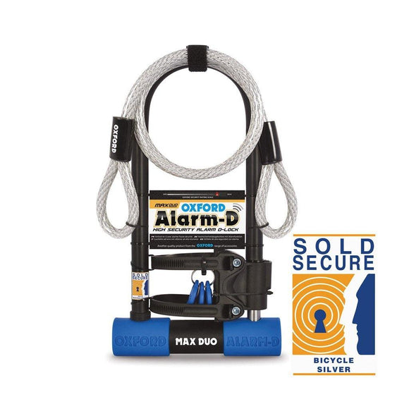 OXFORD LK357 ALARM-D MAX DUO