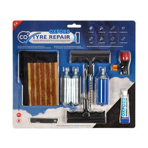 OXFORD CO2 TIRE REPAIR KIT