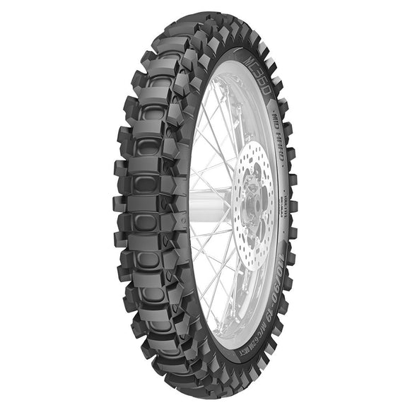 METZELER MC360 MID HARD REAR TYRE