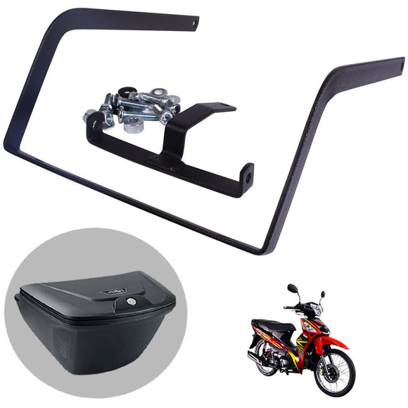 GIVI CENTER BOX FITMENT KIT FOR SYM BONUS 110
