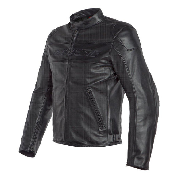DAINESE BARDO PERF LEATHER JACKET