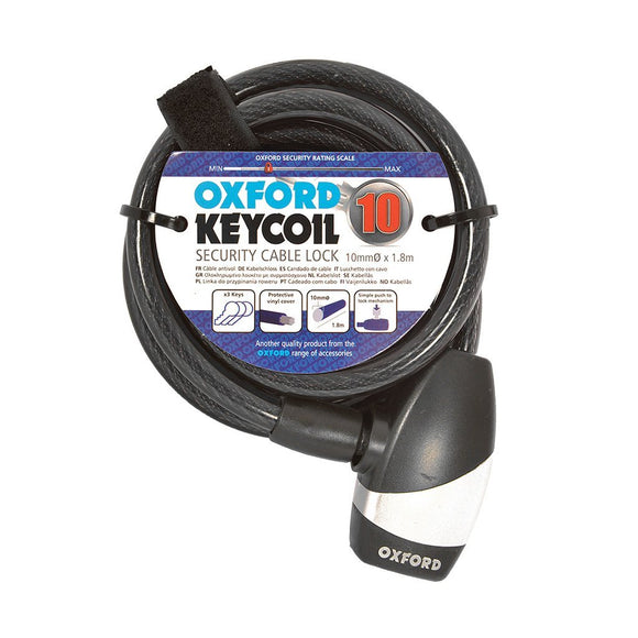 OXFORD LK200 KEY COIL 10 (1.8MX10M)