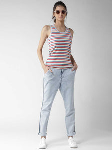 Regular Women Blue Jeans