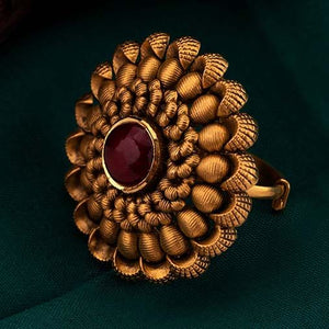 Jadtar Handmade Ring - Antique Jewellery for Women by online