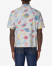 Load image into Gallery viewer, Planets Poplin Shirt