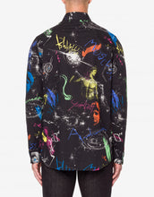 Load image into Gallery viewer, Galaxy Poplin Shirt