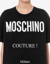 Load image into Gallery viewer, Moschino Couture Jersey T-Shirt