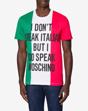 Load image into Gallery viewer, Italian Slogan Jersey T-Shirt