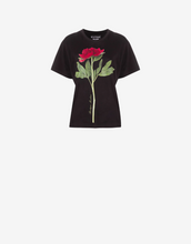 Load image into Gallery viewer, Botanic Flower Print T-Shirt