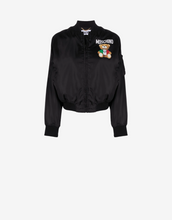 Load image into Gallery viewer, Italian Teddy Bear Bomber Jacket