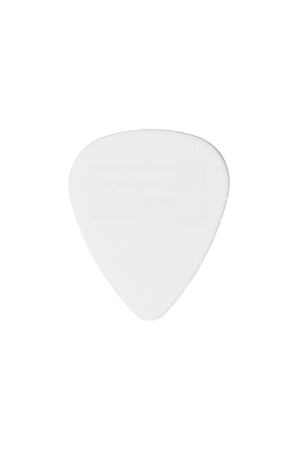 Guitar Pick White