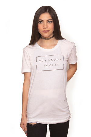 Womens Cut TDS Logo Tee