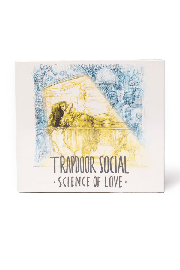 Science of Love EP CD